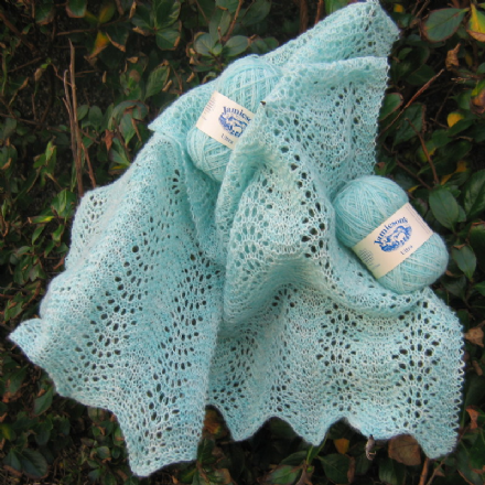 Auld Shell Scarf
